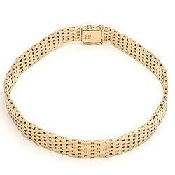 Guld smykker - armbånd 14 karat
